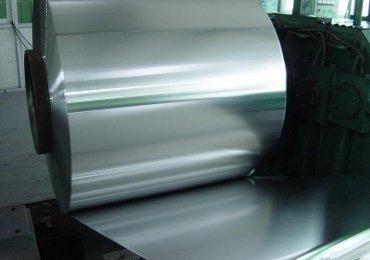 Aluminiumrolle