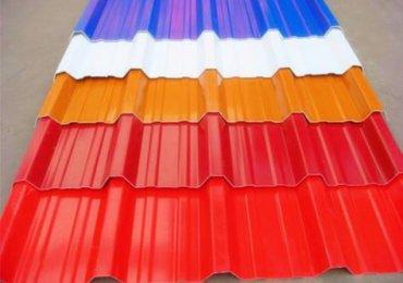 PVC-beschichtete Bleche