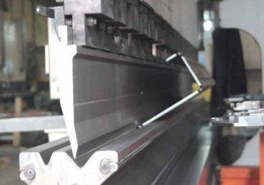 Press Brake Cutting & Twisting