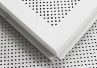 Perforated Sheet Production